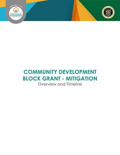 Community Development Block Grant