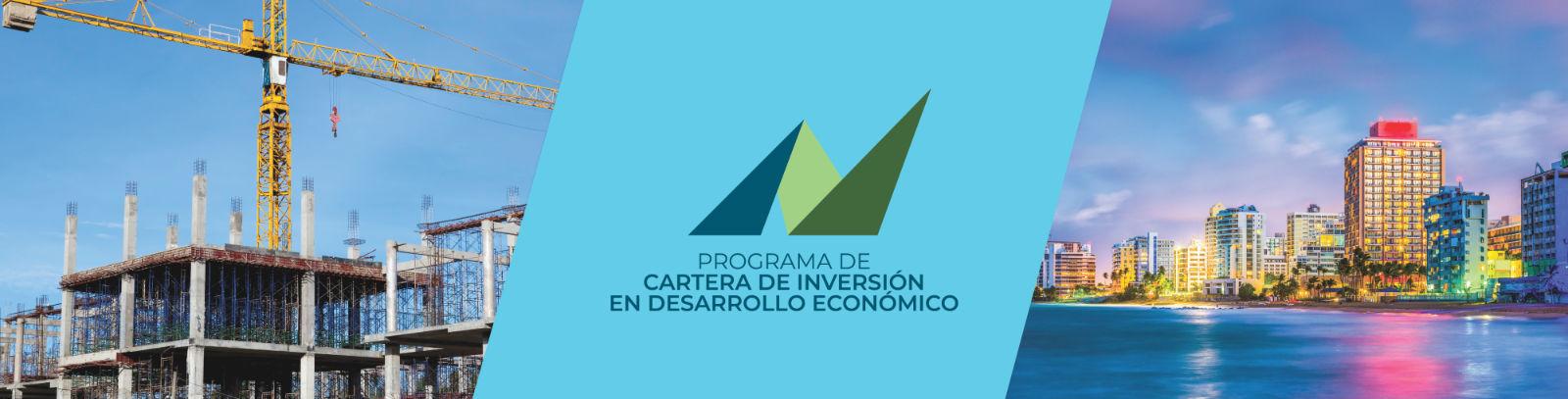 Programa de Cartera de Inversión en Desarrollo Económico