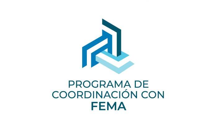Coordinación con FEMA