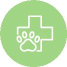 Servicios veterinarios/Rescate de animales
