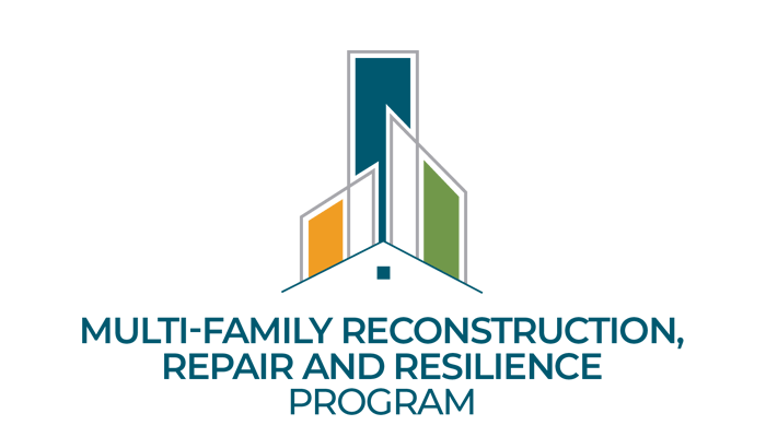 Multi-family Reconstruction, Repair, and Resilience Program **** Eliminated in Action Plan, Amendment 5 (Substantial)